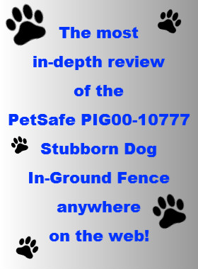PetSafe Stubborn Dog for pinterest