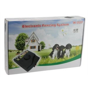 W-227 In-Ground Electronic Dog Fencing System